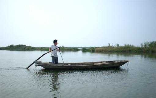 苏州唯亭阳澄湖大闸蟹养殖公司-阳澄渔岛牌阳澄湖