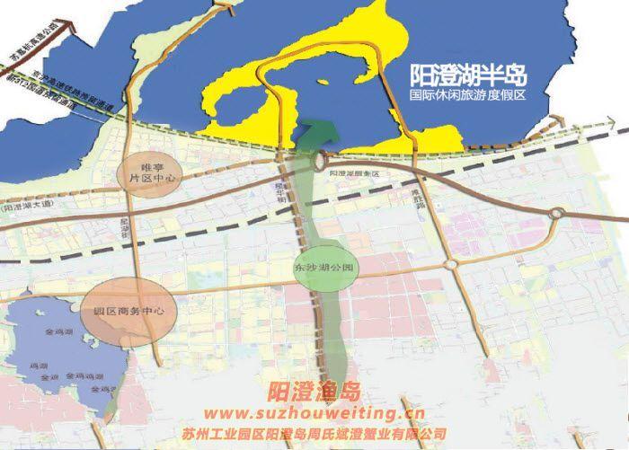 阳澄湖半岛路线指南