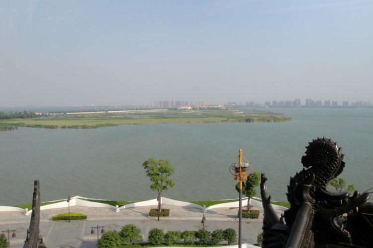 阳澄湖半岛风景